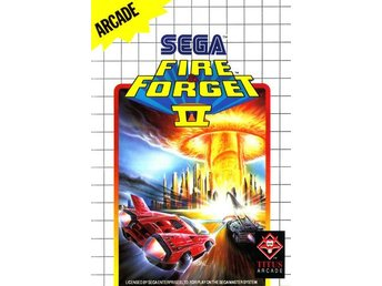 Fire Forget II - Master System