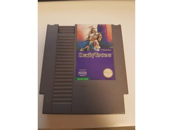 Deadly Towers - NES - USA
