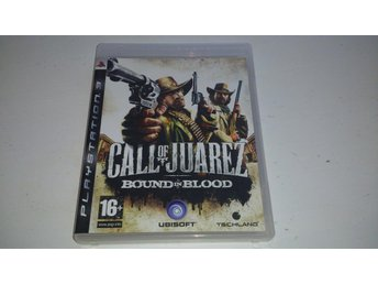 - Call of Juarez Bound in Blood PS3 -