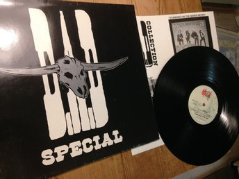 DAD - Special , Mega Records .Fold-Out Cover with  original inner sleeve
