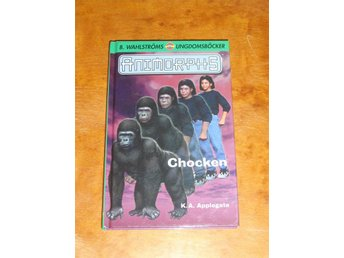 K. A. Applegate - ANIMORPHS 5 - Chocken