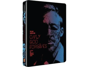 Only God Forgives (Limited Rare Steelbook) OOP - Ryan Gosling -