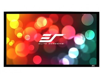 Elite Screens ER120WH1 Economy frame screen 16: 9 265 x 149 cm