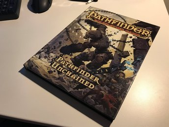 Pathfinder Roleplaying Game - Pathfinder Unchained