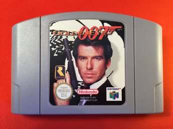 GoldenEye 007 - N64 - EUR - PAL