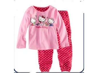 Barn kläder ,Hello Kitty , 2st/set , 7år