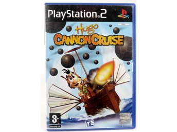 HUGO CANNONCRUISE - PLAYSTATION 2 SPEL - Skövde - HUGO CANNONCRUISE - PLAYSTATION 2 SPEL - Skövde