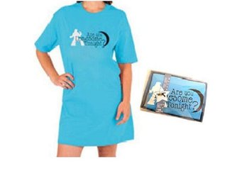 "Elvis Presley Night Shirt ""Are You Lonesome Tonight"""