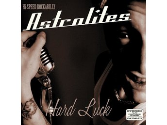 Astrolites - Hard Luck - CD