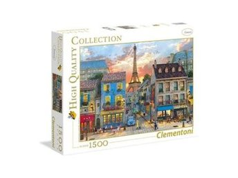 1500 pcs. High Quality Collection STREET OF PARIS