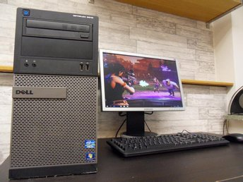 DELL SPEL DATOR PAKET - Ci5 QC / 8GB / 320GB / AMD RADEON HD 7000 1 GB