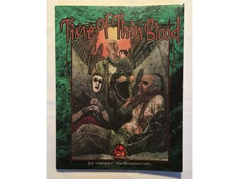 Time of the thin blood - Vampire (Revised/3rd edition)