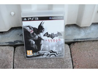 Playstation 3 PS3 BATMAN Arkham City