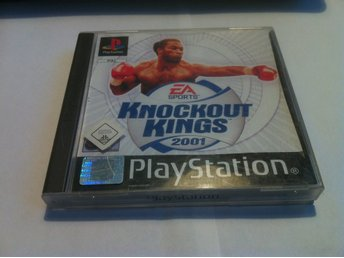 PS/PSone: Knockout Kings 2001