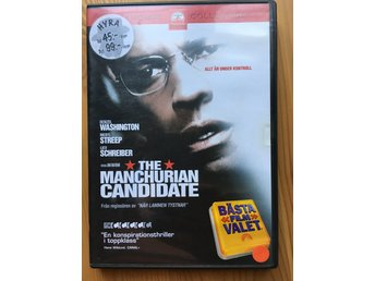 the Manchurian Candidate - DVD