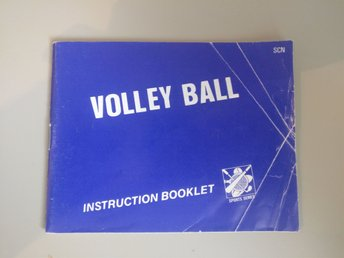 Volley Ball manual SCN