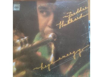 Viny Jazz: Freddie Hubbard: High Energy. CBS  The Freddie Hubbard Quintet