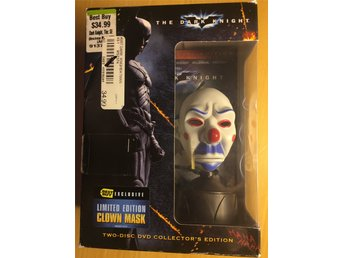 The Dark Knight - Best Buy Exclusive Clown Mask edition