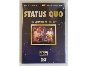 Status Quo The Ultimate Anthology
