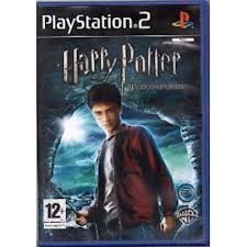 Harry Potter och Halvblodsprinsen - PS2 spel