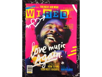 Wired Tidning - Questlove - 2014
