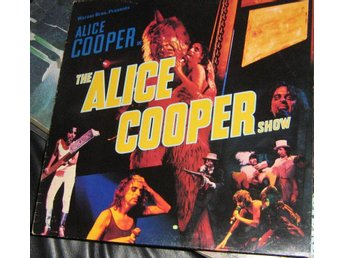 "alice cooper LP ""The alice cooper show"""