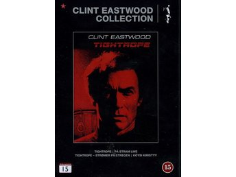 Clint Eastwood Collection Tightrope  1984 DVD Thriller
