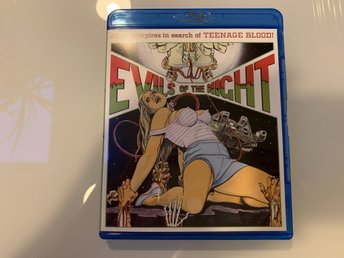 Evils of the Night (Vinegar Syndrome, US Import, Regionsfri)