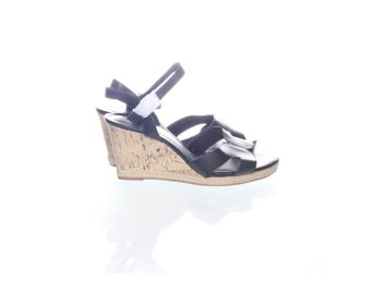 New Look, Sandaletter, Strl: 41, wide fit, Svart/Beige