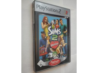 PS2: The Sims 2 (II) - Djurliv/Pets