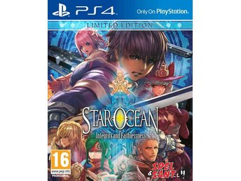 Star Ocean Integrity and Faithlessness Limited Edition
