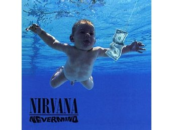 Nirvana: Nevermind (Vinyl LP)