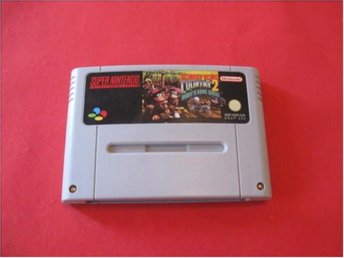 DONKEY KONG COUNTRY 2 till Super Nintendo SNES