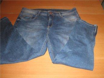 Jeans från Kappahl KORT längd ankle Nya 44/46 - Malmö - Jeans från Kappahl KORT längd ankle Nya 44/46 - Malmö
