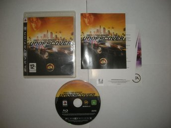 PS3 Need For Speed Undercover