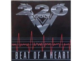 "220 Volt title* Beat Of A Heart* EU 7"" - Hägersten - 220 Volt title* Beat Of A Heart* EU 7"" - Hägersten"