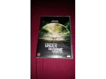 Under The dome säsong 2 (4 dvd)