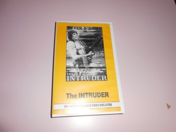 INTRUDER / 80-tals B-film/ Action/ VHS