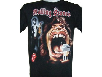 T-SHIRT: ROLLING STONES  (Size M)