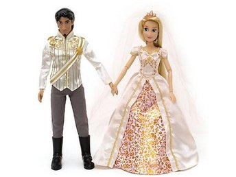 Trassel & Flynn Rider - Wedding Pack Deluxe - Limited Edition 2011