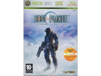 Lost Planet - Extreme Condition XBOX 360 2013 FPS