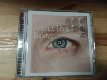 Baxter - About This, CD