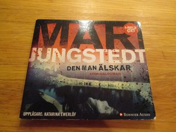Mari Jungstedt - Den man älskar Endast Mp3 CD