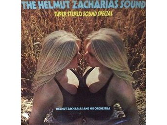 The Helmut Zacharias Sound vinyl LP