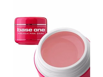 Silcare - Base One -  Builder - French Pink Dark - 15 gram