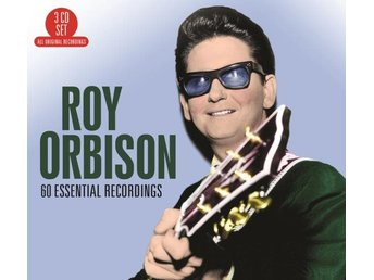 Orbison Roy: 60 essential recordings 1956-62 (3 CD)