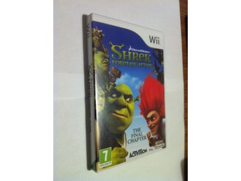 Wii: Shrek: Forever after