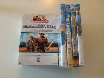 Bud Spencer & Terence Hill Collection Nr 2 - Skumma polare m.fl.