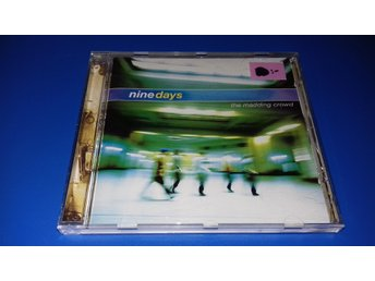 NINEDAYS - the madding crowd - (nine days) -  (cd)
