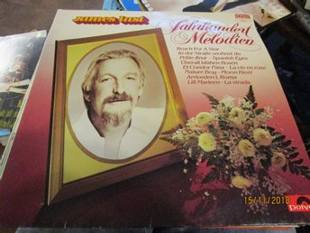 JAMES LAST - JAHRHUNDERTMELODIEN - LP